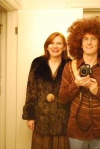 Hannah & Andy Halloween 2 2009
