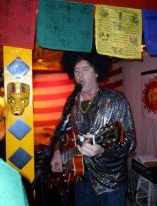 Kev Singing