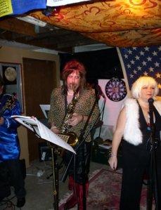 L & J Halloween 2009